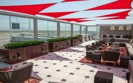 Những phòng chờ sân bay sang trọng nhất thế giới