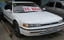 Tránh mắc sai lầm khi mua xe hơi cũ