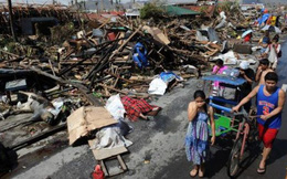 Chuyện của những người chuyên dọn xác chết sau bão Haiyan