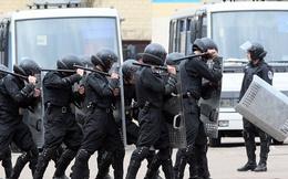 Ukraine chuyển nhiều vũ khí hạng nặng tới miền Đông