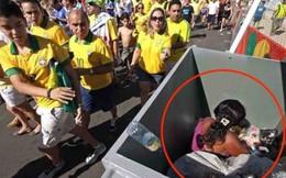 Bức ảnh khiến cả thế giới phải 'căm ghét' World Cup 2014