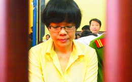 Nhóm bị cáo nguyên là cán bộ Vietinbank: 'Làm sai là vì tin tưởng Huyền Như'
