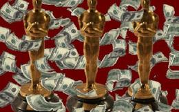 """Tượng vàng Oscar """"biến"""" 500 USD thành triệu đô"""