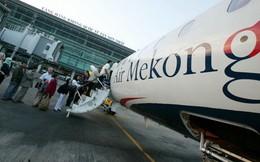 Air Mekong tạm ngưng bay, thị phần thuộc về Vietnam Airlines