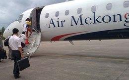 [Nóng trong ngày] Người đứng đầu Air Mekong nói gì trong ngày bay cuối cùng của đàn sếu?