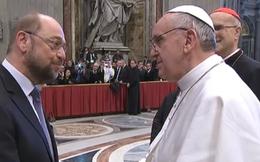 [Nóng trong ngày] Đón chào lễ đăng quang của tân Giáo hoàng Francis