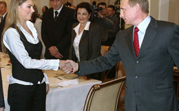 Báo Mỹ: Tổng thống Putin đã có 2 con với người tình trẻ