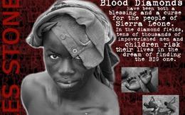 Châu Phi, Kim cương máu và Global Witness