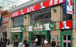 KFC lụn bại vì Trung Quốc