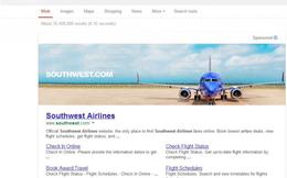 Google sẽ đặt banner quảng cáo diện tích cực lớn ở đầu trang tìm kiếm