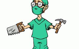 Tại sao các bác sĩ giữ im lặng trước sai lầm của đồng nghiệp?