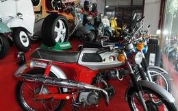 Ngắm bộ sưu tập xe cổ độc nhất của nữ doanh nhân Sài Thành