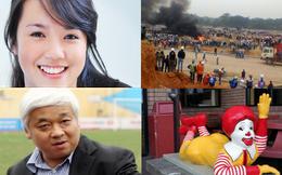 [Nổi bật] Hàng ngàn công nhân Samsung 'hỗn chiến', tòa trả hồ sơ vụ bầu Kiên