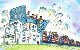 10 thương hiệu nổi tiếng của Mỹ do người nhập cư sáng lập