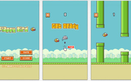 Đo độ 'cuồng' Flappy Bird trên toàn cầu trước ngày khai tử