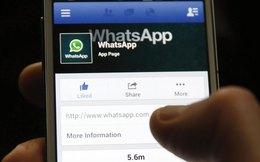 WhatsApp làm các nhà mạng mất 33 tỉ USD