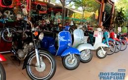 Tận mục bộ sưu tập xe cổ đồ sộ nhất Sài thành