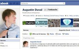 'Lọt mắt xanh' nhà tuyển dụng nhờ 'hot' trên Facebook, Twitter