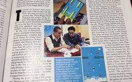 Tạp chí hàng đầu của Mỹ đăng ảnh Phó Thủ tướng tiếp 'cha đẻ' Flappy Bird