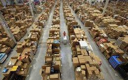 [Inside Factory] Công xưởng trung chuyển hàng hóa lớn nhất thế giới của Amazon