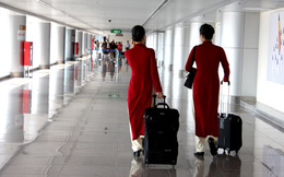 Tiết lộ gây sốc của những nữ 'cửu vạn' hàng không
