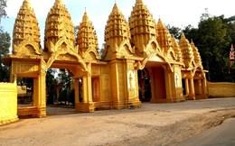 Đại gia Trầm Bê bỏ hơn nửa triệu đô xây ngôi chùa thứ 9