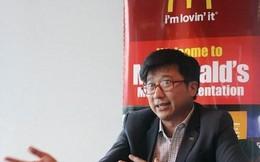Nguyễn Bảo Hoàng: 'Nếu có thể, tôi muốn mở hàng trăm nhà hàng McDonald's ngay ngày mai'