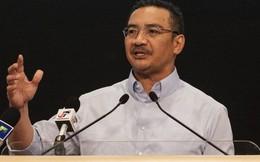 [MH370] Bộ trưởng Giao thông Malaysia gọi vụ MH370 là 'phúc trong họa'