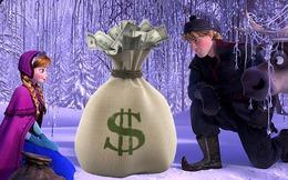 Frozen – Cỗ máy kiếm tiền tỷ đô của Disney