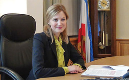 Quyền công tố viên trưởng xinh đẹp của Crimea: 'Tôi đâu phải siêu mẫu'