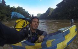 Một mình bơi 4.000 km, từ Tây Tạng đến Việt Nam (Kỳ 2)