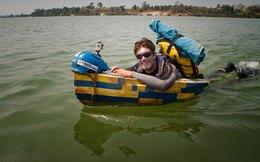 Một mình bơi 4.000 km, từ Tây Tạng đến Việt Nam (Kỳ 1)
