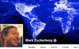 Trang cá nhân của Mark Zuckerberg là 'tiếng nói' chính thức của Facebook