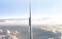 Tòa tháp 1 km cao nhất thế giới sắp được khởi công ở Saudi Arabia