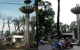 Những hình ảnh Sài Gòn xưa và nay