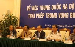 Cảnh sát biển Việt Nam: 'Nếu tiếp tục đâm, chúng tôi sẽ đáp trả'