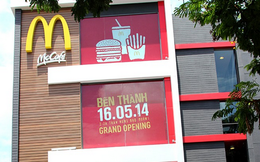 Cửa hàng McDonald's thứ 2 tại Sài Gòn khai trương thứ 6 tới