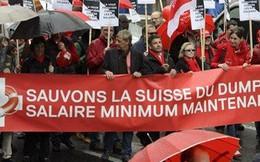 Người dân Thụy Sĩ 'chê' lương tối thiểu 25 USD/giờ!