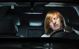 Vô-lăng phát hiện lái xe ngủ gật
