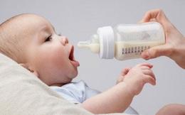 Tất cả các loại sữa cho trẻ em đều sẽ bị áp giá trần