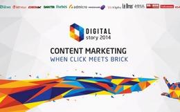 Trải nghiệm khác lạ với dàn 'case-study' tương tác QR code tại Hội thảo Content Marketing