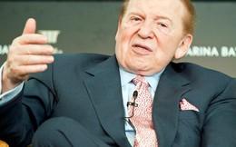 Bí kíp 'hai tháng nhận 1 tỷ USD' của ông trùm sòng bài Sheldon Adelson