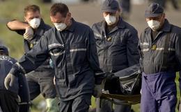 196 thi thể được tìm thấy sau vụ MH 17 đã bị phe ly khai lấy đi?