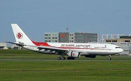 Máy bay AH5017 chở 116 người mất tích của Air Algerie đã bị rơi ở Niger