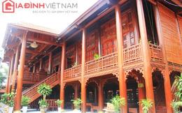 Nhà sàn gỗ lim hơn 200 tỷ đồng của đại gia Điện Biên