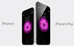 Chân dung bộ đôi mới của Apple: iPhone 6 và iPhone 6 Plus