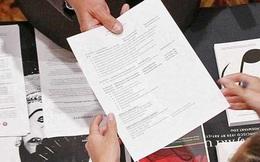 Hãy coi hồ sơ xin việc như một chiếc thiệp mời đám cưới