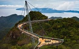 Những cây cầu có thiết kế ấn tượng nhất thế giới (P.1)