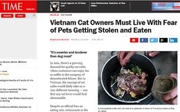 Thịt 'tiểu hổ' Việt Nam gây 'sốc' trên tạp chí nước ngoài