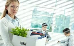 Làm sao để 'ngẩng cao đầu' khi bị sa thải?